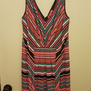 Betsey Johnson dress, cool & casual.
